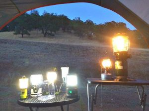 Best Camping Lanterns for 2019