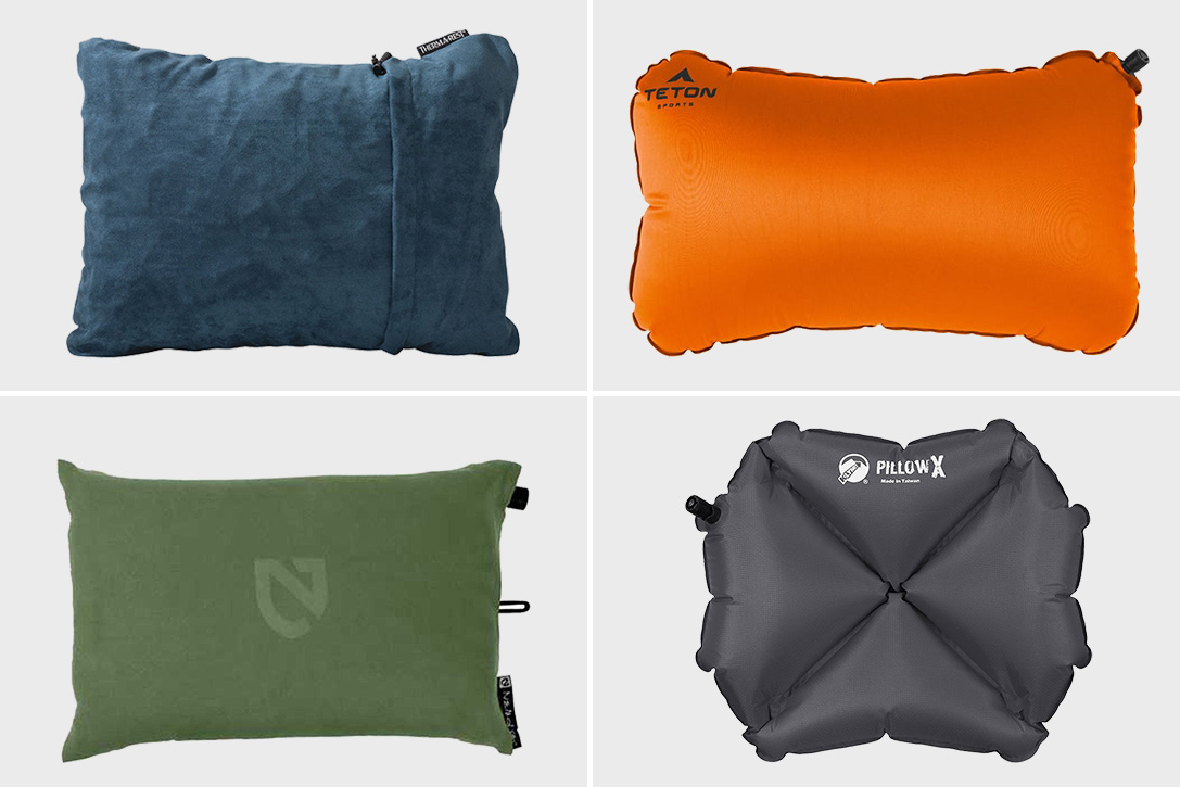 Best Camping Pillows for 2019